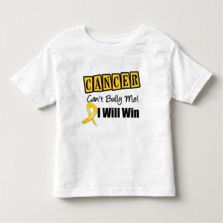 El canto del cáncer de la niñez me tiraniza que camiseta