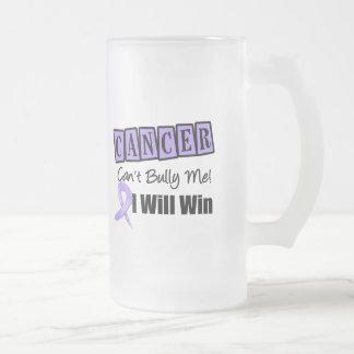 El canto del cáncer me tiraniza que ganaré (la lav taza cristal mate