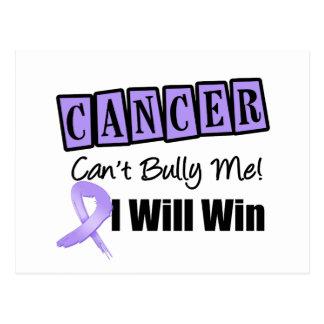 El canto del cáncer me tiraniza que ganaré (la postales