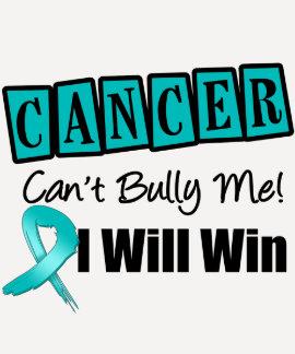 El canto del cáncer ovárico me tiraniza que ganaré playera