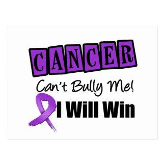 El canto del cáncer pancreático me tiraniza que postales