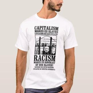 El capitalismo nos hace esclavos playera