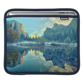El Capitan and Three Brothers Reflection Sleeve For iPads
