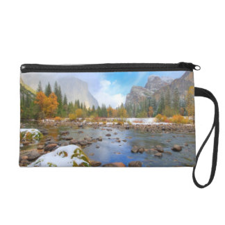 El Capitan and Three Brothers Wristlet