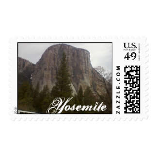 El Capitan at Yosemite National Park Postage