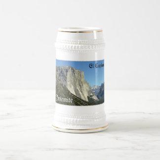 El Capitan Beer Stein