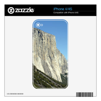 El Capitan Decal For The iPhone 4