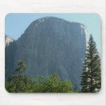 El Capitan from Yosemite National Park Mouse Pad