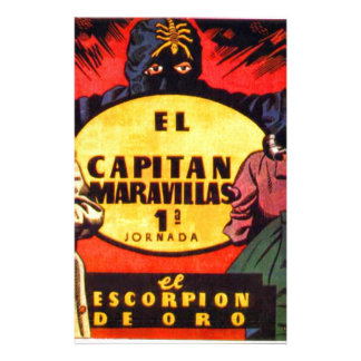 El Capitan Maravellas Stationery