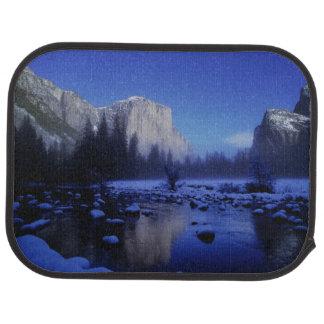 El Capitan Mountain, Yosemite National Park, Car Mat