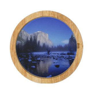 El Capitan Mountain, Yosemite National Park, Cheese Board