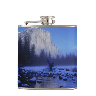 El Capitan Mountain, Yosemite National Park, Hip Flask