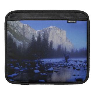 El Capitan Mountain, Yosemite National Park, iPad Sleeves