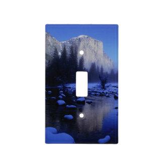 El Capitan Mountain, Yosemite National Park, Light Switch Cover
