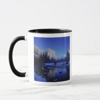 El Capitan Mountain, Yosemite National Park, Mug