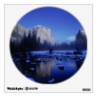 El Capitan Mountain, Yosemite National Park, Wall Decal