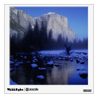 El Capitan Mountain, Yosemite National Park, Wall Sticker