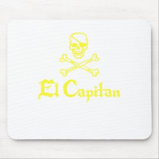 El Capitan Mouse Pad