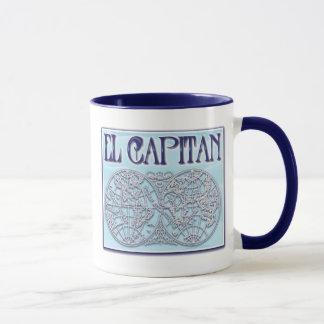 """El Capitan"" Mug"