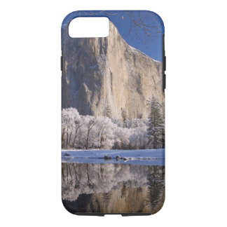 El Capitan reflects into the Merced River in 2 iPhone 7 Case