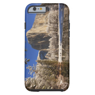 El Capitan reflects into the Merced River in Tough iPhone 6 Case