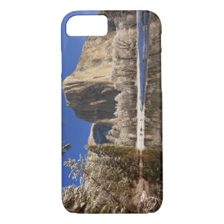 El Capitan reflects into the Merced River in iPhone 7 Case