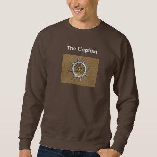 El capitán sudaderas encapuchadas