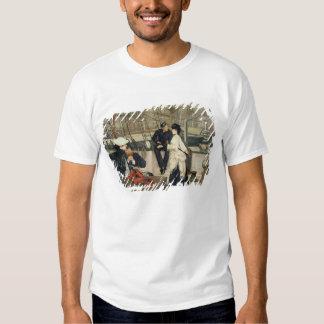 El capitán y el compañero, 1873 camisas