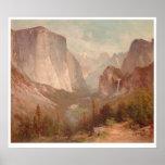 EL Capitan, Yosemite, California (0229A) Impresiones