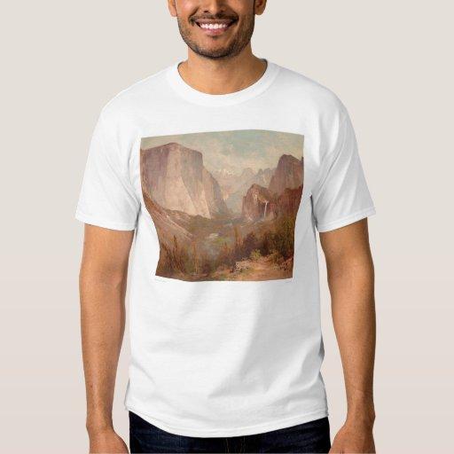 El Capitan, Yosemite, California (0229A) Tee Shirt
