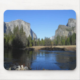 El Capitan Yosemite California USA Mouse Pad