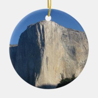 El Capitan, Yosemite National Park Ceramic Ornament