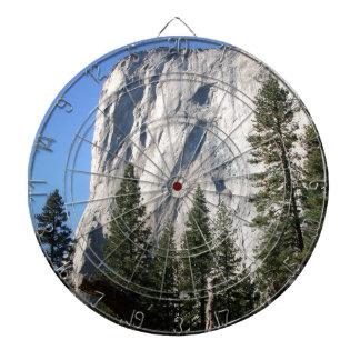 El Capitan, Yosemite National Park Dartboard With Darts