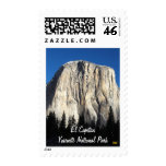 El Capitan Yosemite National Park Postage