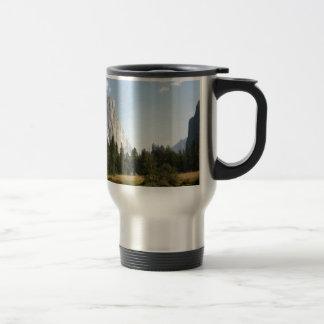 El Capitan, Yosemite National Park Travel Mug