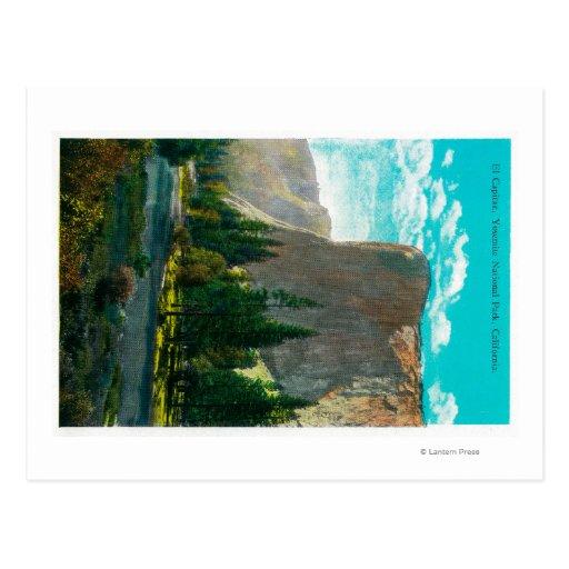 El Capitan, Yosemite ValleyYosemite, CA Post Cards
