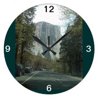 El Capitan Yosemite Wall Clock