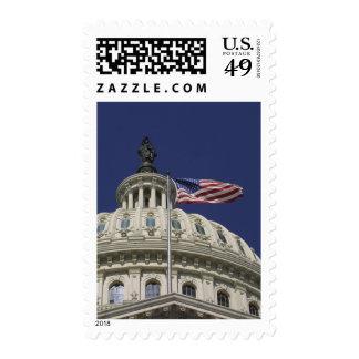 El capitolio de Estados Unidos, Washington, DC Sellos