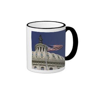 El capitolio de Estados Unidos, Washington, DC Taza De Dos Colores