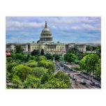 El capitolio de nuestra nación tarjetas postales