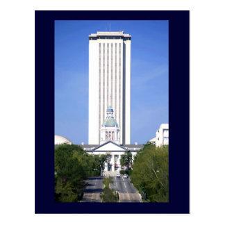El capitolio del estado de la Florida, en Postal