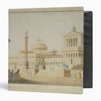 El capitolio, diseño determinado para 'Titus