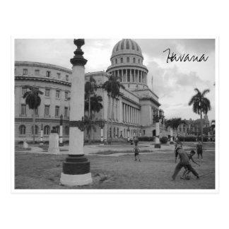 el capitolio havana postcard