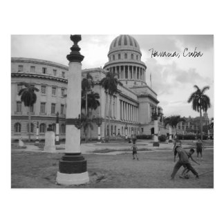el capitolio postcard