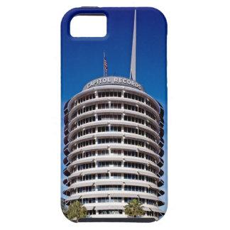 El capitolio registra Hollywood Boulevard iPhone 5 Carcasas