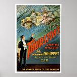 El Car de desaparición, 1925 Poster