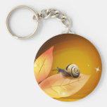 El caracol curioso llaveros personalizados