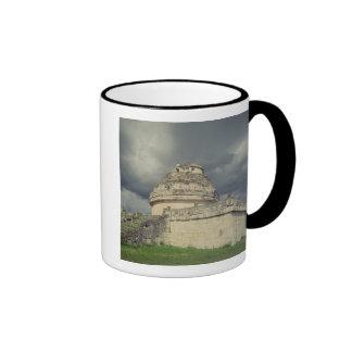 El Caracol  Mayan observatory Ringer Mug