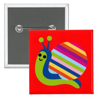 El caracol Slugs el animal lindo del dibujo animad Pin