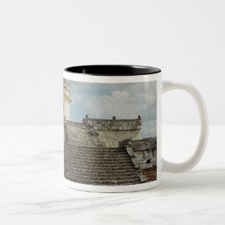 El Caracol Two-Tone Coffee Mug